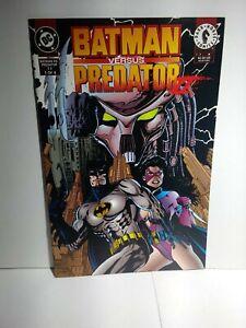 Batman vs Predator #1 /   DC & DARK HORSE COMICS - HOT