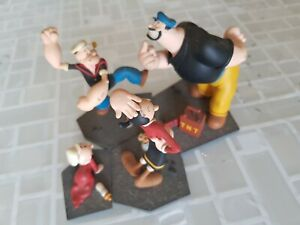 ATTAKUS LIMITED NUMBER EDITION POPEYE COMPLETE SET 109/888 LOOK PHOTO