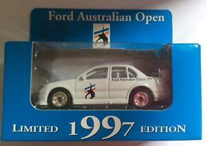 Matchbox Ford Falcon 1997 Australian Open Tennis Car MIB Limited Edition Promo