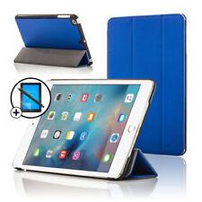 Custodie e copritastiera blu in pelle per tablet ed eBook iPad Air 2