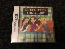 Queen Teen The Clique   Nintendo Ds DSi  3DS  PAL GC Family Kids Gift