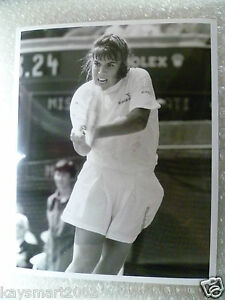 Tennis Press Photo- JENNIFFER CAPRIARTI in action, USA Player (Org*)