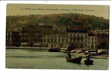 CPA - Carte Postale France- Cette - Station Balnéaire Vue d'ensemble    VM17566