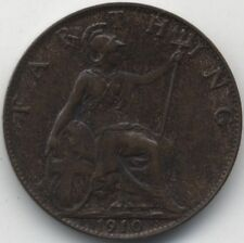 More details for 1910 edward vii farthing | key date | pennies2pounds