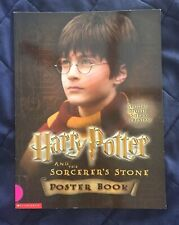 Harry Potter and the Sorcerer's Stone Poster Book, special movie sneak preview