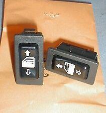 Maserati Biturbo Power Window Switch Set 2pc Late Style *New* 323350150
