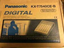 ✅☎ NEW PRODUCT. Panasonic KX-T7540 KXT7540 KX T7540 BLACK DSS ADD ON module