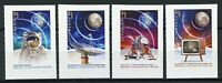 Australia Stamps 2019 MNH Moon Landing Apollo 11 50th Anniv Space 4v S/A Set