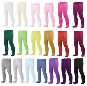 Strumpfhose für Baby Mädchen Kinder Kinderstrumpfhosen viele Farben Gr. 50-86 CM
