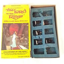 LORD OF THE RINGS GRENADIER MODELS MINIATURES Fellowship Of The Ring 7501 5 figs
