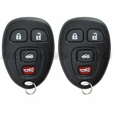 Fits 2005-2006 Pontiac G6 Keyless Entry Remote Car Key Fob 22733523 2x