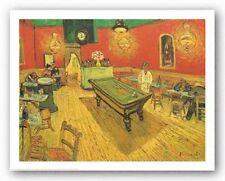 ART PRINT The Night Cafe Vincent Van Gogh 19x24.5