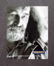 [GCG] K110- Advertising Pubblicità -2003- WOOLRICH , JOHN RICH & BROS