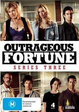 Outrageous Fortune : Series 3 (DVD, 2008, 4-Disc Set)