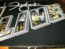 Foghat-Live-LP-Bearsville-BRK 6971-OG Sleeve-Vinyl Record