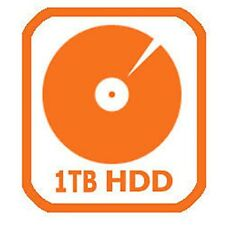 1TB HDD (Hard Disk Drive) for CD/DVD Duplicators