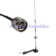 850/1900/900/1800/2100Mhz GSM/UMTS/CDMA/3G Car antenna 9db N male for GSM/3G Dev