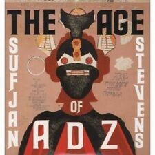 Sufjan Stevens-The Age of multipagina 2 VINILE LP NUOVO