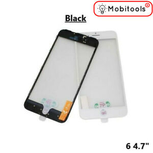 Glass Frame OCA 3-in-1 FOR Apple iPhone LCD Refurbishment i6  i6S i7 i8 Plus -UK