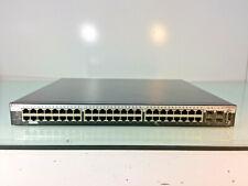 Enterasys C5G124-48P2 48-Port Managed Switch