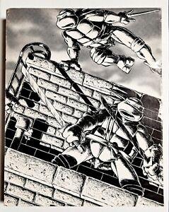 Teenage Mutant Ninja Turtles Volume 1 TPB 1st Print 1988 Eastman & Laird Rare