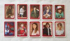 Topps Stranger Things Season 1 Trading Cards Scenes Sticker Set