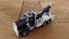 Camion Miniature Majorette « Kenworth - Dépanneuse » 1/47 En Bon Etat.