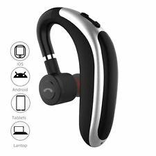 Bluetooth 5.0 Headset Kopfhörer Kabellos Stereo Ohrhörer mit Mikrofon für Handy