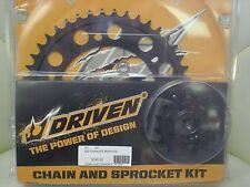 Driven 520 Chain & Sprocket kit Honda CBR600RR OEM 2007 - 2015