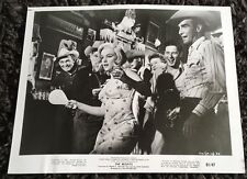 MISFITS 3 8x10 stills '61 all with Marilyn Monroe Clark Gable, Montgomery Clift
