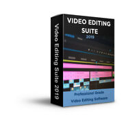 Professional Video Editor Editing Movie Film Holywood Production Software PC Mac