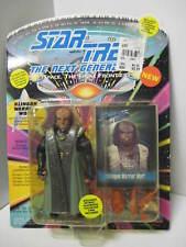 KLINGON WARRIOR WORF 1992 STAR TREK NEXT GENERATION STNG FIGURE UNOPENED