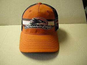 Harley DavidsonToddler Baseball Cap W/Sceamin' Eagle Logo, Black & Orange, New