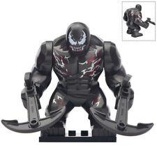 Riot Marvel Big Figure For Custom Lego [ Large Venom ]
