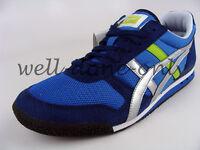 ASICS ONITSUKA TIGER Ultimate 81 royal blue silver lemon mens vegan retro shoes