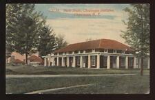 Postcard   CHAUTAUQUA NY Music Studio View 1910's