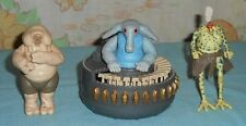 vintage Kenner Star Wars MAX REBO BAND Sy Snootles Droopy McCool with piano