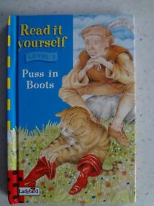 Ladybird Read it Yourself Book. Puss in Boots. Level 3.  (1998)  4.