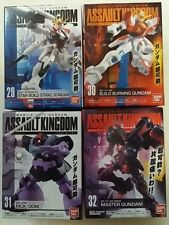 高達鋼彈Bandai Mobile Suit Gundam Assault Kingdom Vol.8 set of 4 (No.29-No.32)