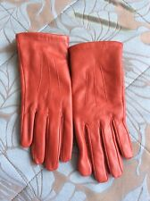 M&S Ladies Leather Gloves Ex Con