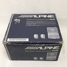 Alpine 8046 Digital Remote Control Security System - Old Stock, Open Box