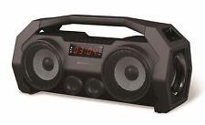 PLATINET Boombox Bluetooth Speaker Stereo Speaker, Handsfree Fm Radio, Aux In
