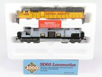 HO Scale Proto 2000 23490 UP Union Pacific SD60 Diesel Locomotive 6005 DCC Ready