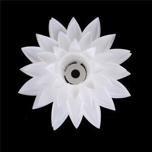 Modern Lotus Ceiling Pendant Light Lamp Shade Chandelier Suspension Lighting~DS