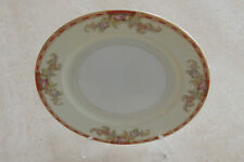 LOT OF 5 ROYAL CHESTER OGDEN BREAD & BUTTER  PLATES JAPAN ~DH~ 7 5/8 INCH