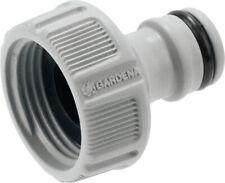 GARDENA 18201-50 Hahnverbinder G3/4 Zoll - Grau
