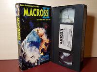 Macross II - Episodes 1 & 2 - English Dubbed - NTSC VHS Video Tape (H95)
