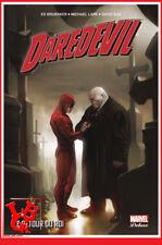 DAREDEVIL 4 04 Juil 2018  Hardcover Marvel Deluxe Panini Brubaker Aja # NEUF #