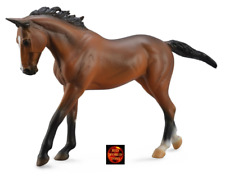 THOROUGHBRED BAY MARE HORSE LARGE 1:12 SCALE TOY MODEL by COLLECTA 88634 *NEW*