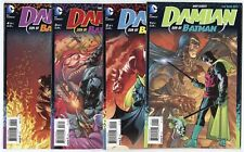Damian: Son of Batman #1 - 4  Complete Set  avg. NM 9.4  DC  2013  No Reserve